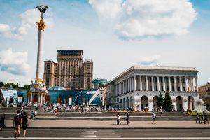 maidan Kiew Ukraine