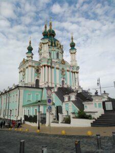 Sehenswürdikeiten Kiew