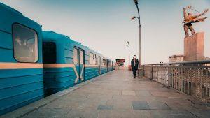 Ukrainische Metro, Zug