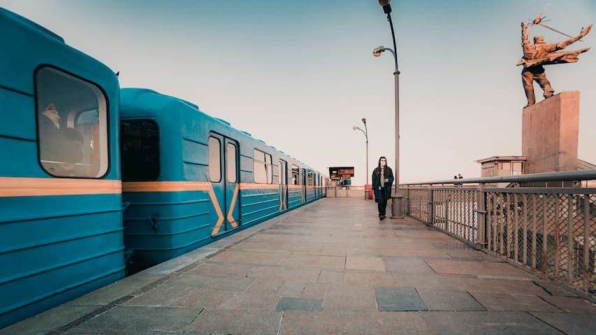 Ukrainische Metro